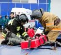 Тульские спасатели провели соревнования по ликвидации последствий ДТП