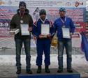 Тульские полицейские отличились на соревнованиях по зимнему служебному двоеборью