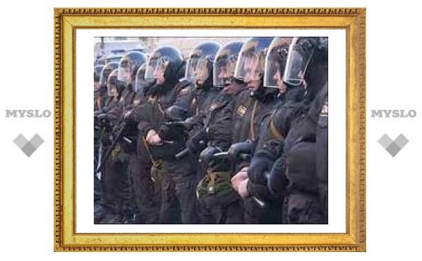 Тульская милиция пройдет маршем по Чечне