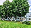 Волонтеры отремонтировали спортзал в сельской школе под Тулой
