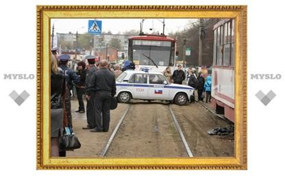 ГИБДД уточнила данные о сбитой трамваем школьнице