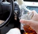 За выходные в Тульской области поймали девять нетрезвых автолюбителей