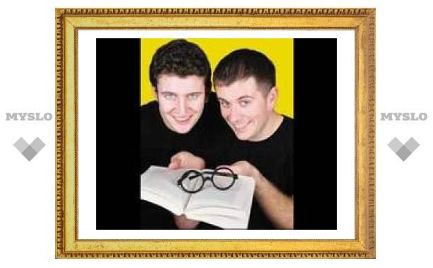 "Два комика прочтут всего ""Гарри Поттера"" за один час"