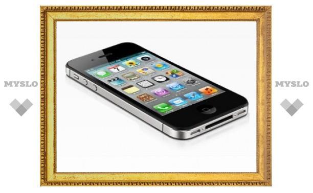 iPhone 4S без привязки к оператору поступят в продажу в ноябре