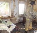 В Киреевске следователи выясняют обстоятельства гибели на пожаре пожилой женщины