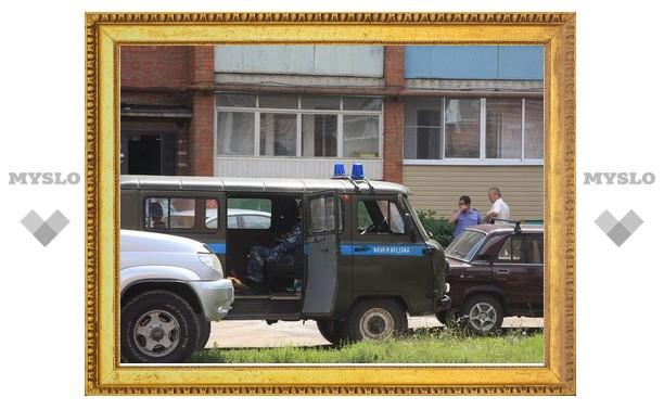 На месте взрыва в Щекине работает уголовный розыск