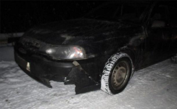 На трассе М2 водитель «Дэу» насмерть сбил пешехода