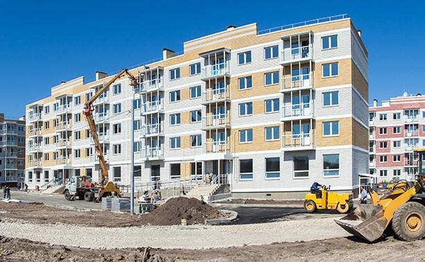 В Петровском квартале ещё 110 семей получили ключи