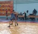 В Туле прошёл региональный чемпионат по греко-римской борьбе