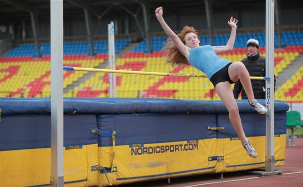 Тульские легкоатлеты примут участие в первенстве округа