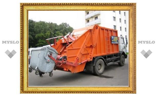 Управляющие компании не будут вывозить мусор?