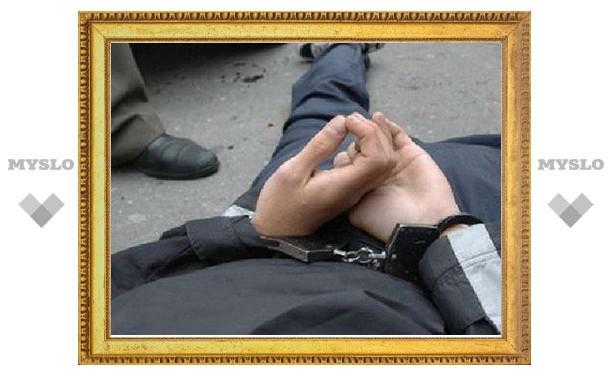 Напавший на полицейского мужчина задержан в Дагестане