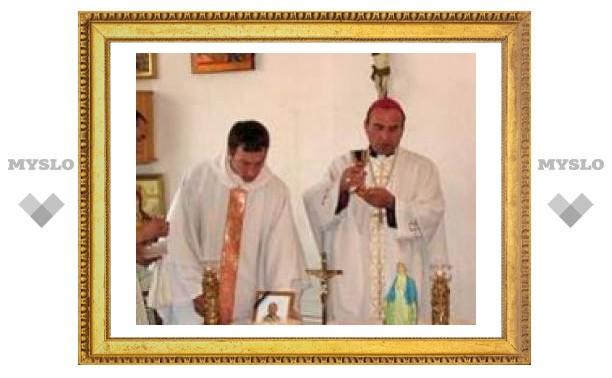 24 декабря: В тульском костеле прошла первая месса