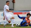 На сборах в Австрии «Арсенал» вничью сыграл с японцами