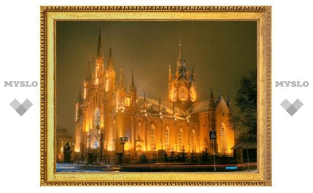 Католики Москвы готовятся отметить 10 лет со дня освящения кафедрального собора