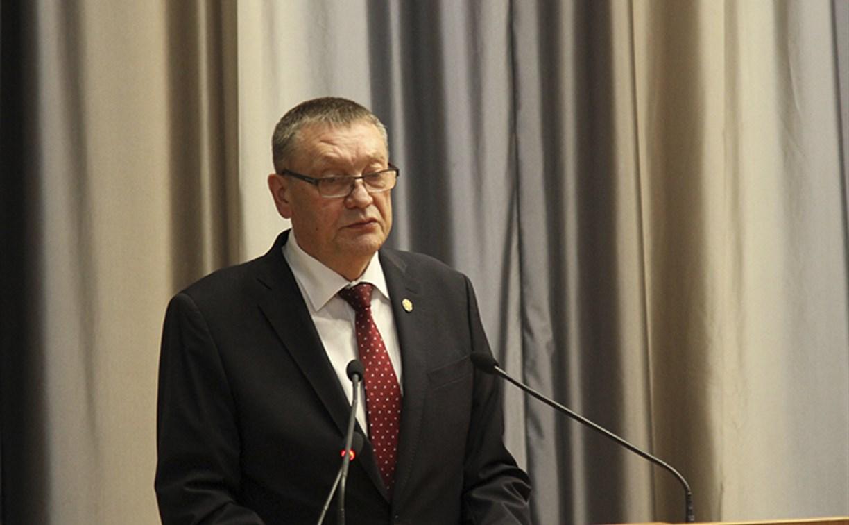 Сергей Харитонов стал председателем Тульской облдумы 7-го созыва