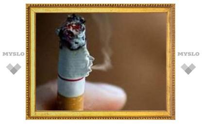 Тульские подростки слишком много курят