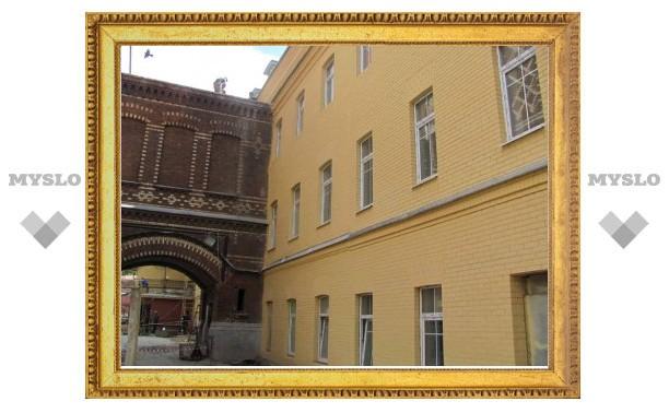 Московская гостиница выставила на продажу храм, размещенный на ее территории