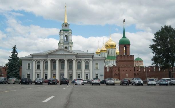 Известные туляки соберут макет башни Тульского кремля из конструктора