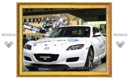 Самая маленькая модель Mazda станет конкурентом Toyota iQ и Volkswagen up!
