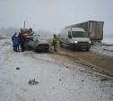 В страшном ДТП на М-2 погибли два человека