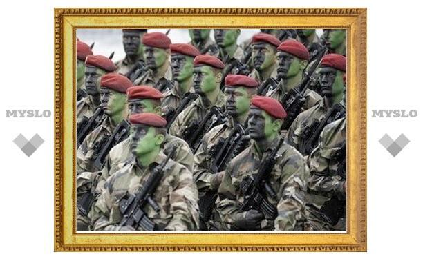 Тулу посетят французские десантники