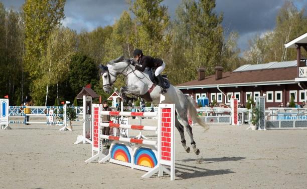 В Туле прошёл кубок конных соревнований «Грумант»
