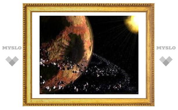 Взрыв на спутнике Юпитера уничтожит все живое на Земле