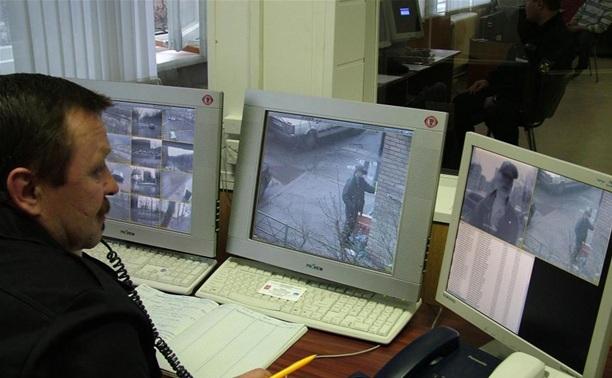 В Ленинском заработало уличное видеонаблюдение