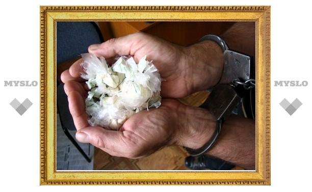 Под Тулой пойманы наркодилеры