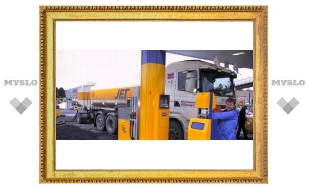 В Туле самое дорогое топливо