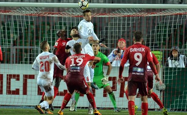 Горький башкирский мед: «Арсенал» проиграл «Уфе»