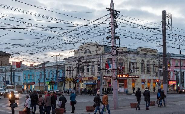 50% проводов на центральных улицах города никому не принадлежат