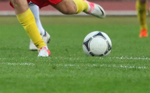 В Туле прошли матчи плей-офф на Кубок лиги любителей футбола