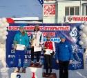 Тульские конькобежцы отлично выступили на всероссийских соревнованиях