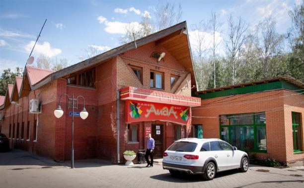 Здание кафе «Аида» находится в частной собственности