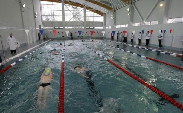 8 Марта тулячки смогут поплавать в бассейне по льготной цене