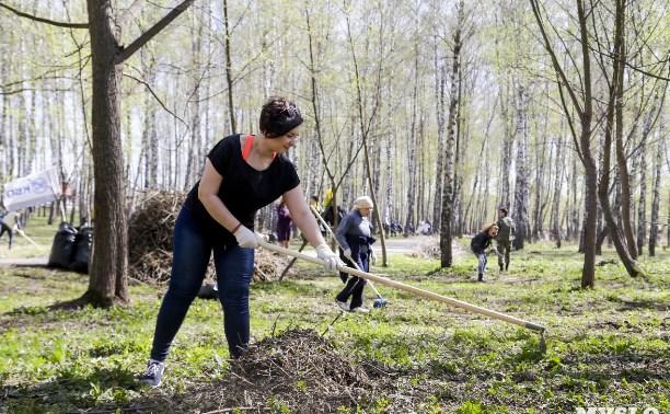 13 мая в Тульской области пройдет субботник