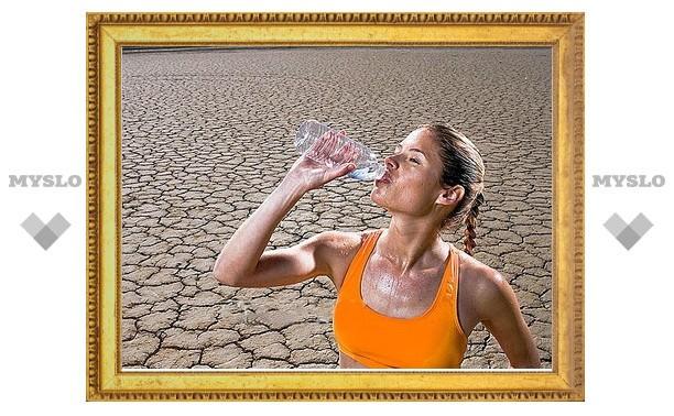 Как тулякам сохранить здоровье в жаркую погоду?
