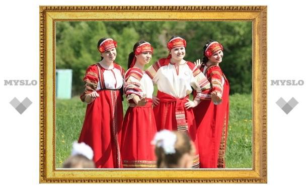 На Куликовом Поле пройдет фестиваль народных традиций «Былина»