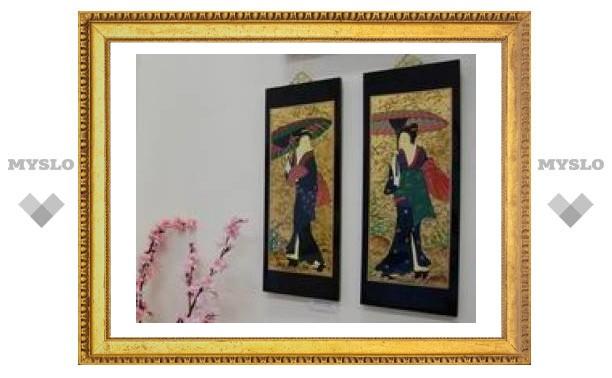 В Туле открылась выставка искусства Японии