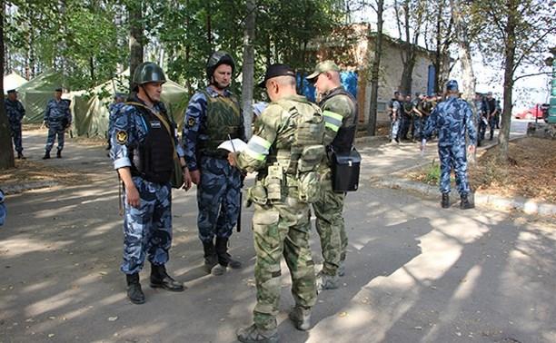 Сотрудники тульского УФСИН задержали сбежавших заключенных