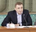 В Донском Алексей Дюмин вручил школе искусств сертификат на покупку домры