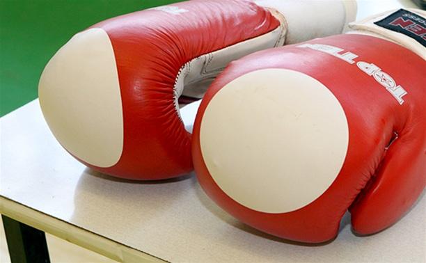 В Узловой стартовал боксерский турнир