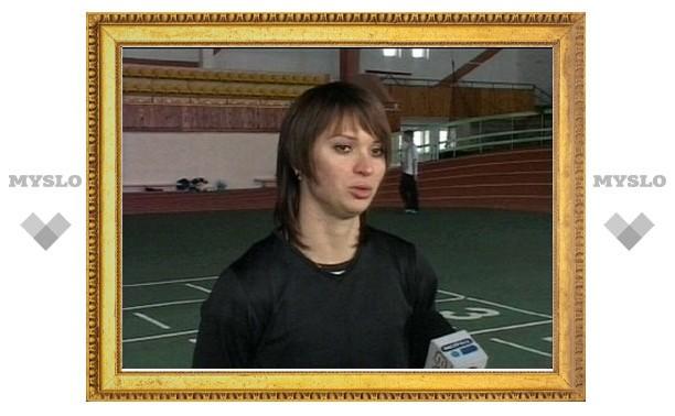 """Тульская бегунья завоевала """"серебро"""" Чемпионата России"""