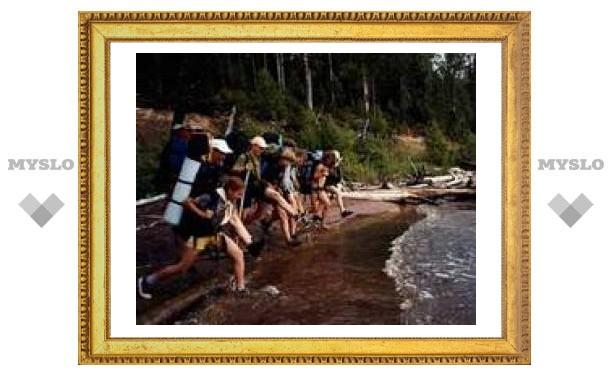 Тульские школьники отправились в экспедицию