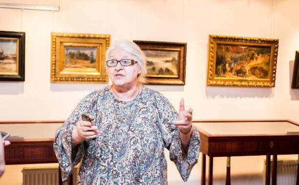 Скончалась главный хранитель музея-заповедника им. В. Д. Поленова Наталья Грамолина