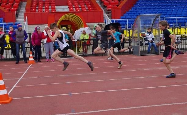 Юные легкоатлеты из Тульской области отправятся на соревнования в Сочи