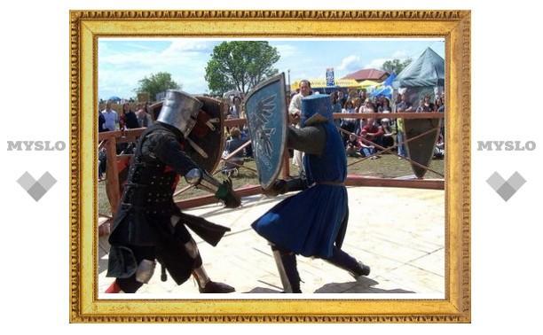 Выиграйте билет на рыцарский турнир!