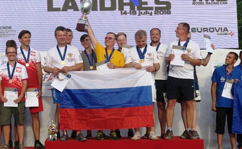 Туляки завоевали золото на чемпионате мира по авиамодельному спорту